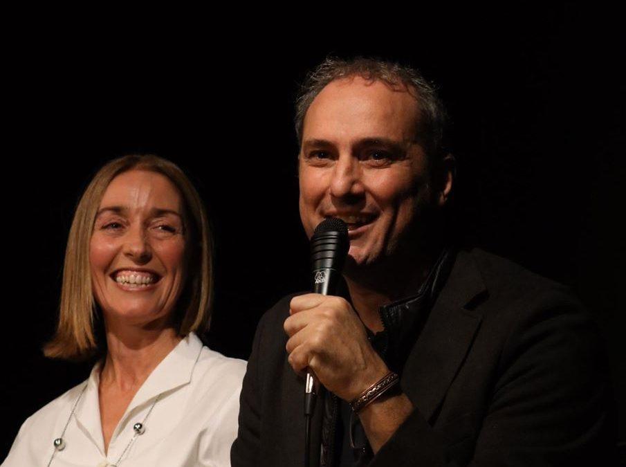 Presentazione del Romanzo al Teatro Testaccio: il racconto della prima tappa